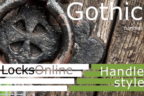 Gothic Door Handles LocksOnline