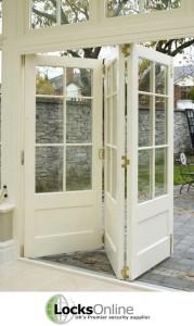 Bi folding sliding door - Locks Online