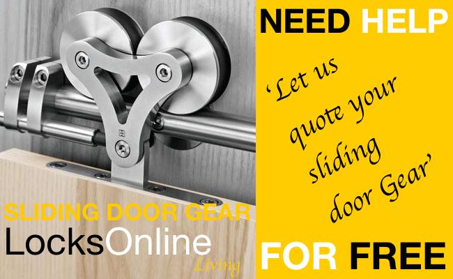 Sliding doors - Locks Online