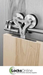 Sliding door system - locks online