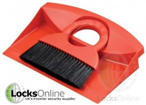 Locks Online dustpan - Kitchen design ideas
