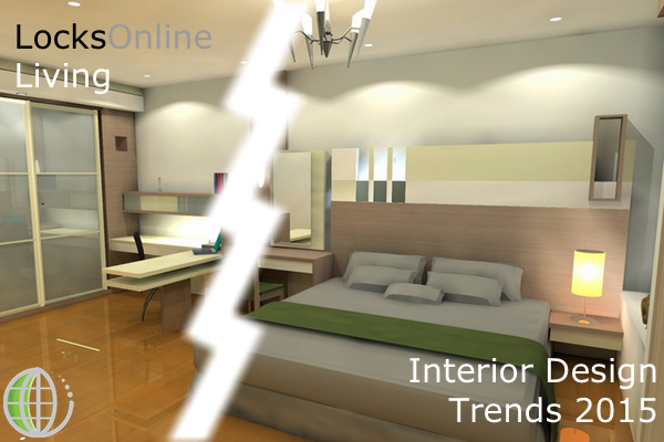 Interior Design Trends 2015 - What to look out for...