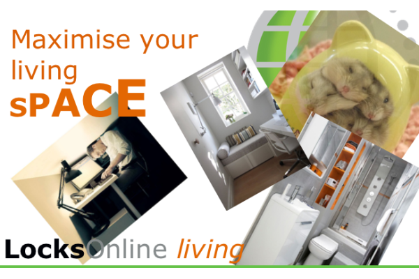 5 Cheap Ways to Maximise your Living Space - LocksOnline Exclusive