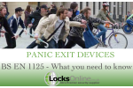Emergency exit! – Get to know the BS EN 1125