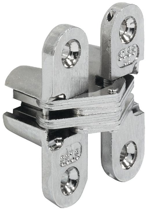 Image of 101 SOSS Hinge, for 13-16mm Door Thickness
