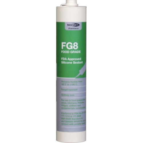 FG8 Food Grade Silicone Sealant for Commercial Kitchens
