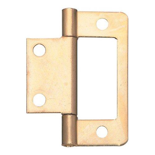 Flush hinge, 40 mm, for inset doors