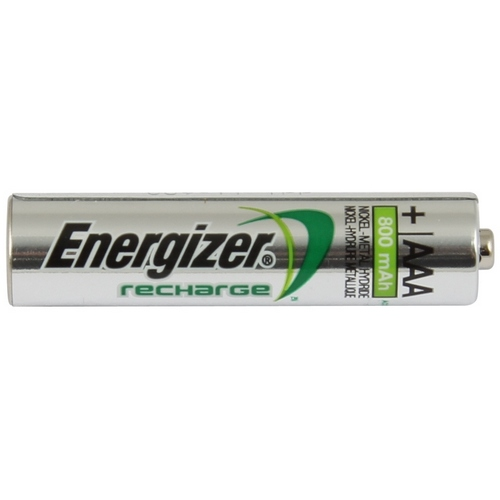 Image of 1.2V Volt Energizer AAA Rechargable Battery